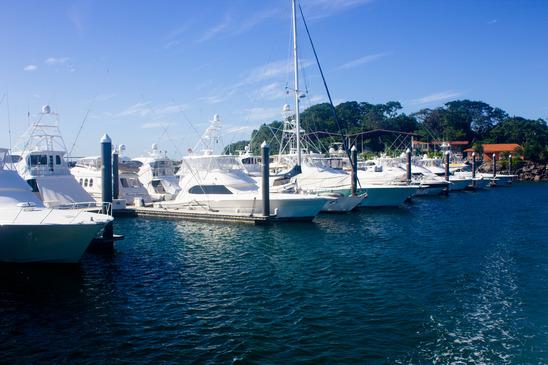 Panama City båthamn