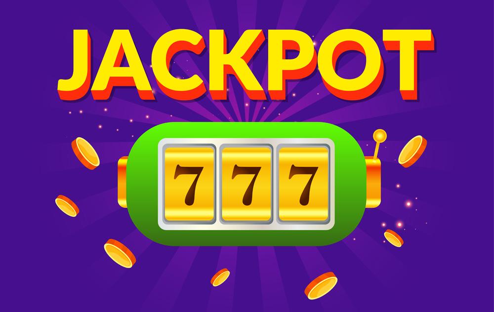 Spelautomat med Jackpot